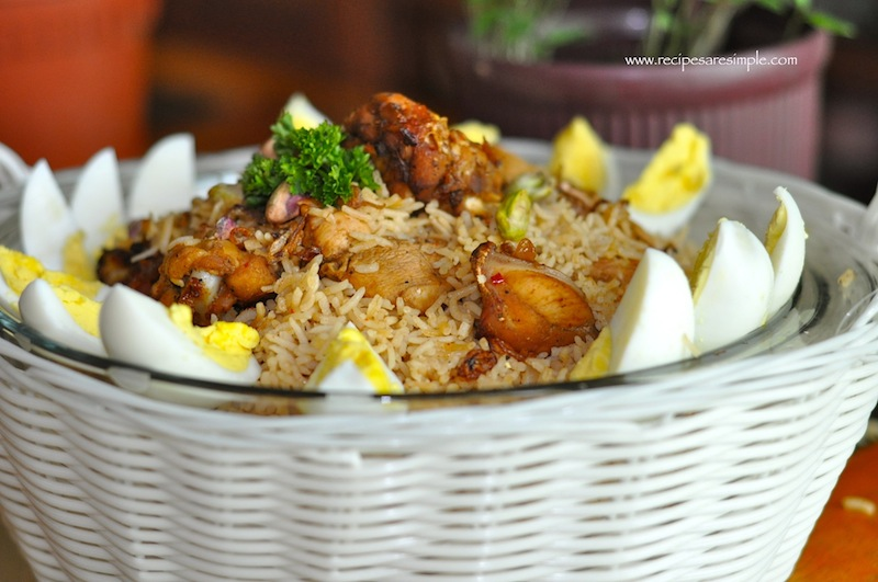 Kabsa arabian rice the delicious fragrance from the saudi arabian kabsa arabian rice forumfinder