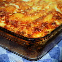 Pastitsio 200x200 Baked Dishes