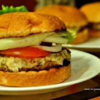 beef burger 200x200 Beef & Mutton Recipes