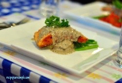 best baked salmon recipe The Best Baked Salmon Recipe with Dijon Mustard