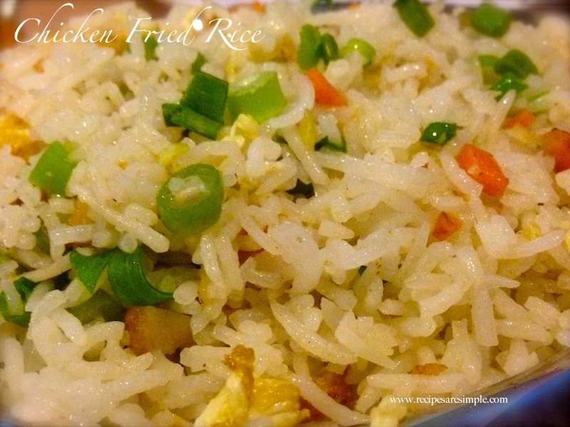 how to cook chicken fried rice chinese style