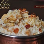 malabar biriyani 150x150 Malabar Mutton Biryani Kerala Cuisine with Video