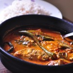 meencurry 150x150 Fish Molee Fish Stewed in Lightly Spiced Coconut Gravy