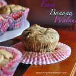 bananawalnutmuffins 150x150 Date and Nut Cake Moist and Delicious