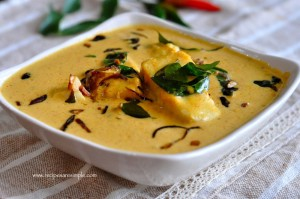 coconut milk fish curry kerala 300x199 Kerala Coconut Milk Fish Curry