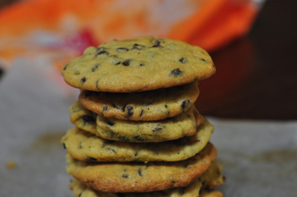 cookiestack 1024x680 The Best Chocolate Chip Cookie Recipe !