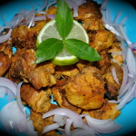 basil Tikka2 150x150 Grilled Coconut Chicken with Mint and Lemon