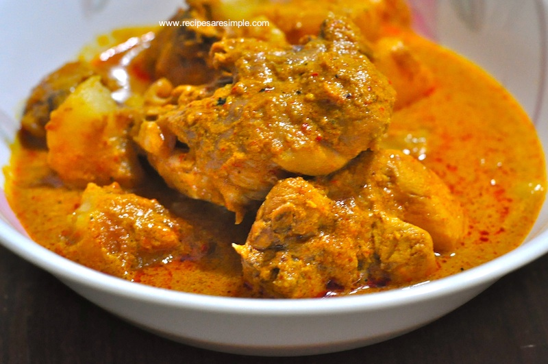Malaysian chicken curry delicious nyonya chicken curry malaysianchickencurry malaysian chicken curry delicious nyonya chicken curry forumfinder Images