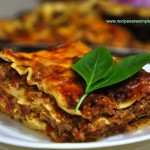 lasagna 150x150 How to make Bolognese Sauce ( step by step guide with .gifs)