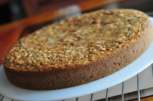 datenutcake0 300x199 Date and Nut Cake Moist and Delicious