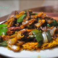 hkstylebeefstirfry 200x200 Pasta and Noodles