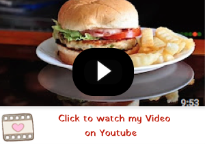 chicken burger youtube thumb 300x210 The Best And Easiest Home Made Chicken Burger Made in 30 Minutes