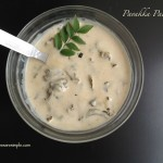 pavakka pachadi 150x150 Special Olan Recipe Stewed Brown Cow Peas and Vegetable in Coconut Milk