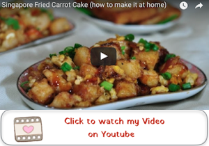 Singapore Fried Carrot Cake With Video Recipes R Simple
