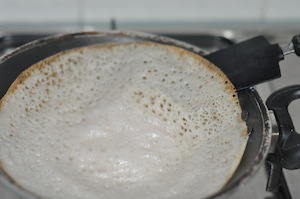 appam browned