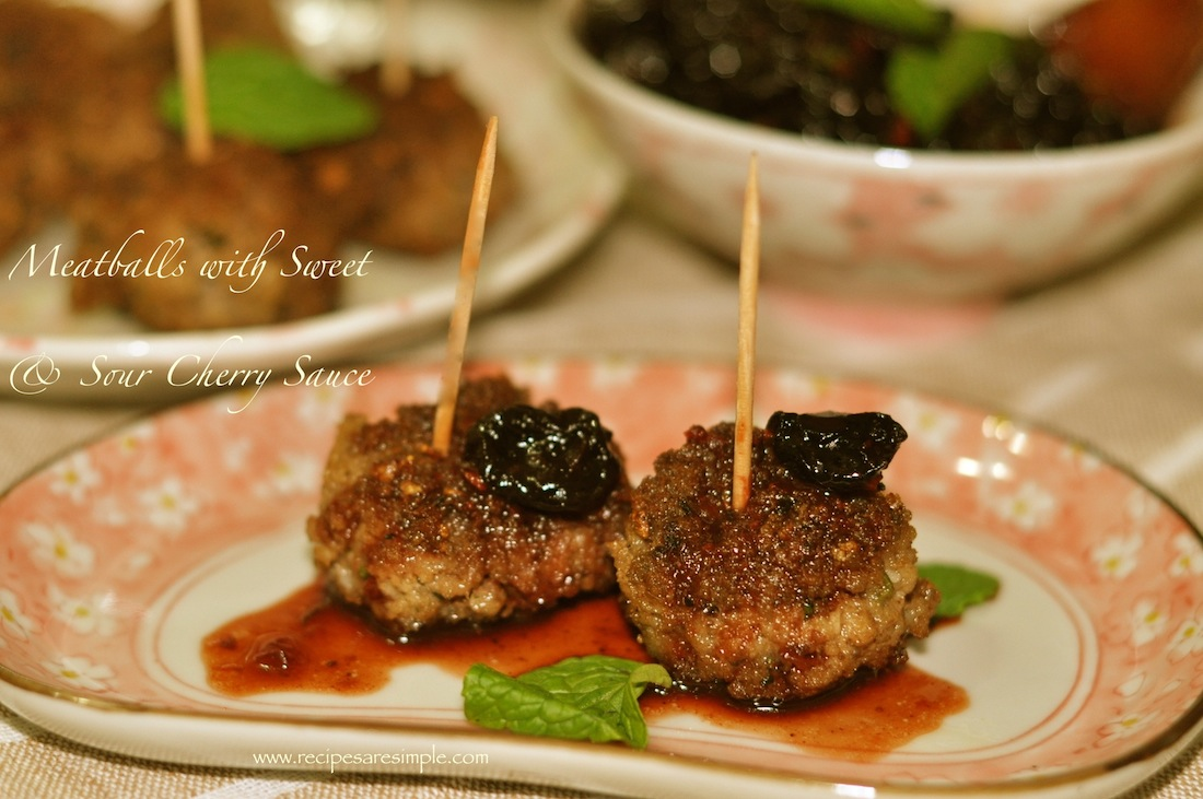 how to make sweet and sour sauce for meatballs