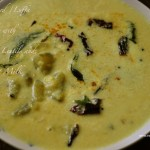 ridge gourd curry 150x150 Drumstick Leaf Dal Curry with Coconut Milk