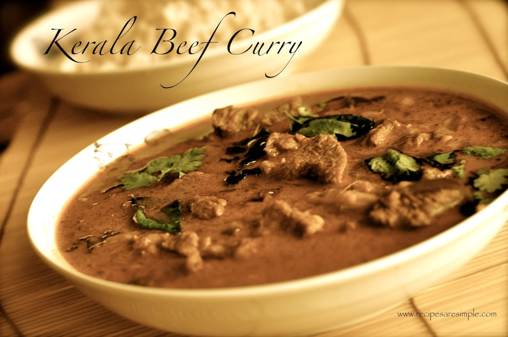 kerala beef curry Nadan Beef Curry Traditional Beef Curry from Kerala