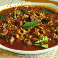 nadan beef curry recipe 200x200 Beef & Mutton Recipes