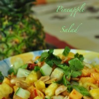 chili ginger pineapple salad 200x200 Salads and Starters