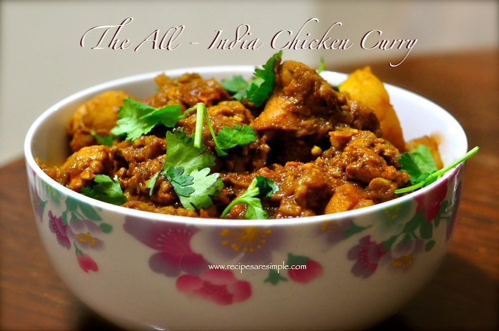 Indian chicken curry ultimate recipe loved by all recipes r simple indian chicken curry forumfinder Image collections