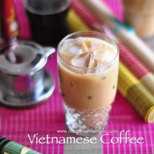 vietnamese coffee recipe 300x300 Drinks and Beverages