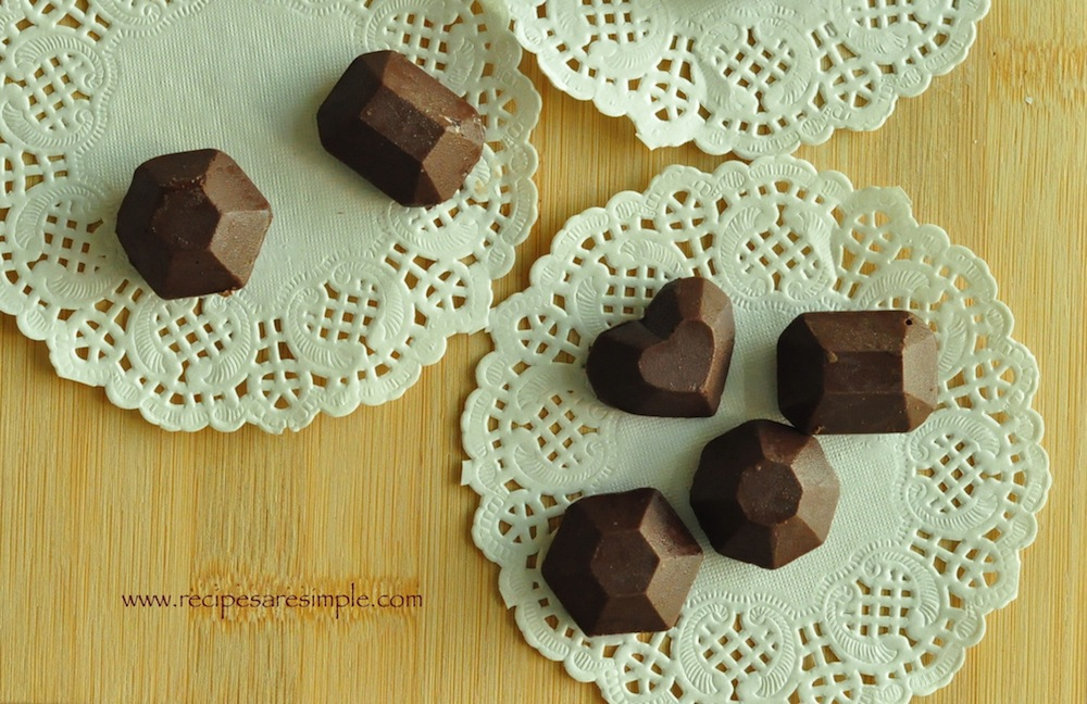 home made chocolate recipe