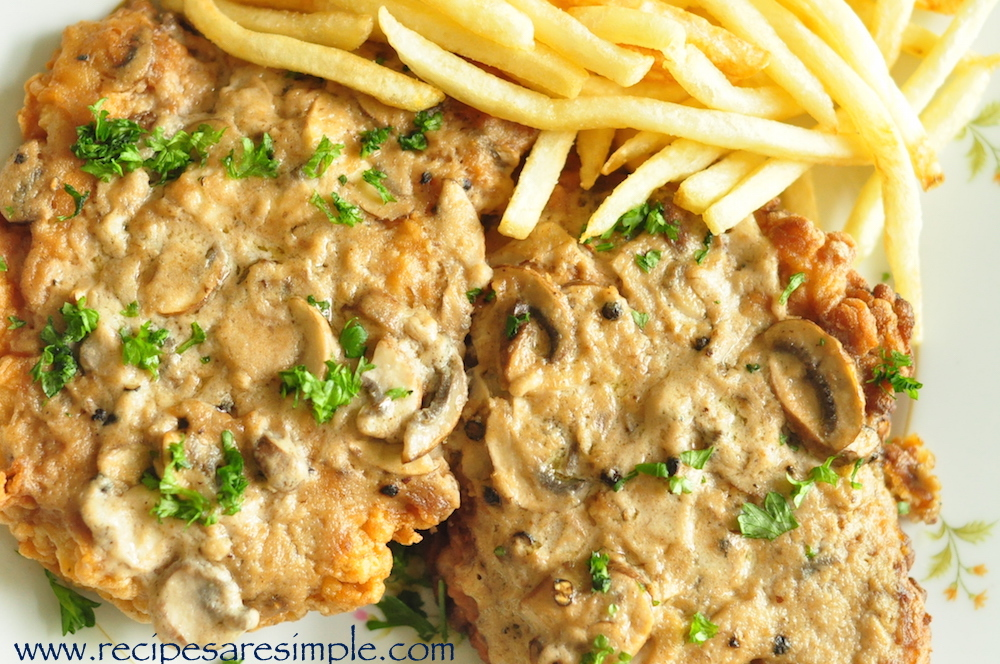 Western chicken chops with mushroom sauce recipes r simple recipe for wester chicken chops with mushroom sauce western chicken chops with mushroom sauce forumfinder Gallery