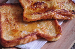 classic french bread recipe 300x199 French Toast Recipes in a few different styles