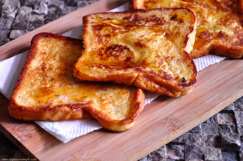 classic french toast French Toast Recipes in a few different styles
