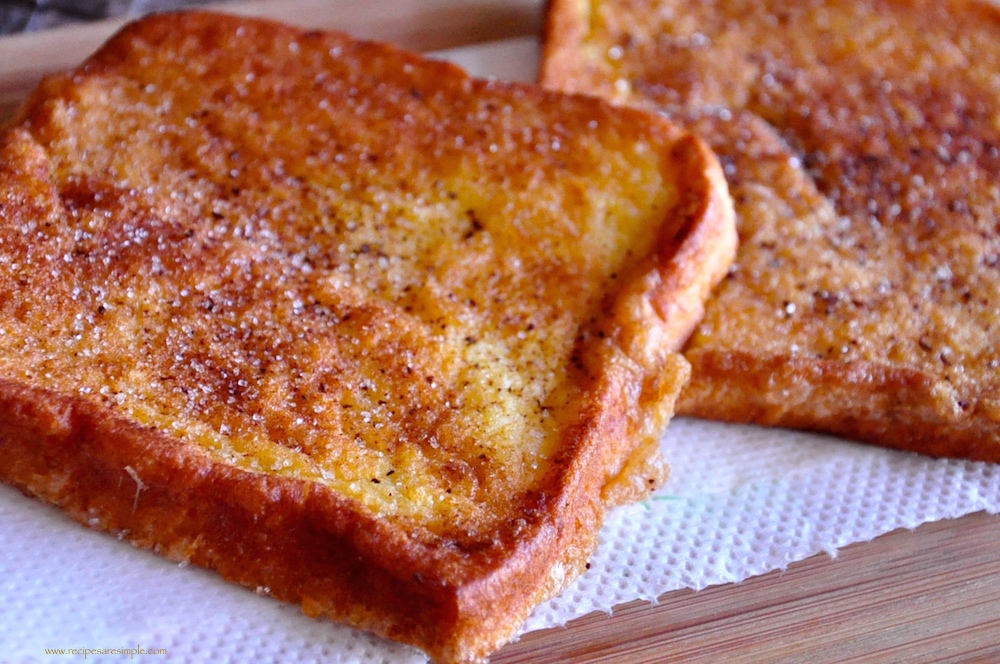 simple french toast recipe French Toast Recipes in a few different styles