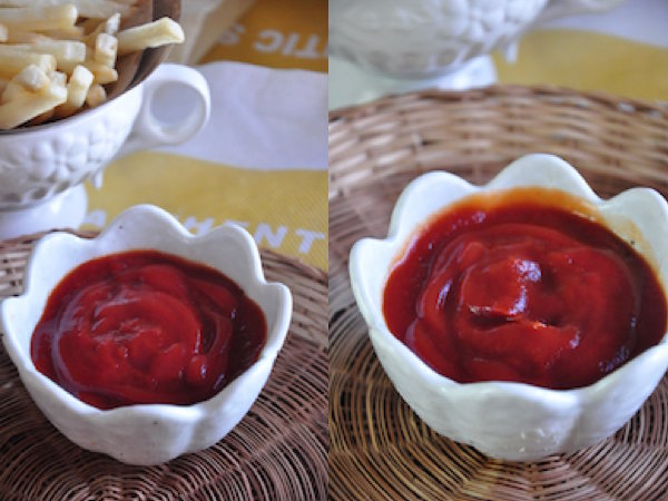 tomato ketchup recipe1 Tomato Ketchup Recipe How to make Tomato Ketchup