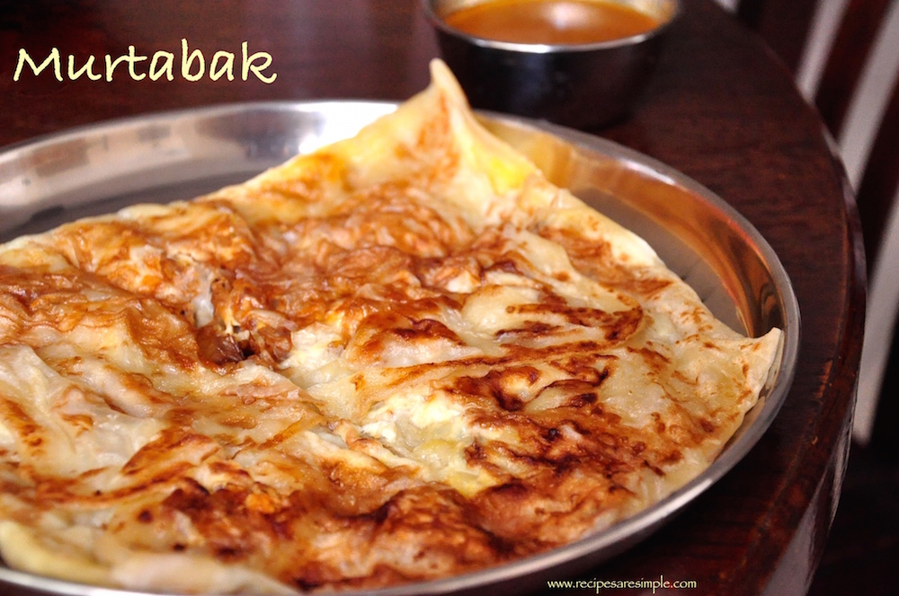 Murtabak Recipe Murtabak Recipe with Chicken