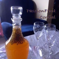 passion fruit cordial 200x200 Drinks and Beverages