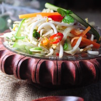 bean sprout salad recipe 200x200 Salads and Starters