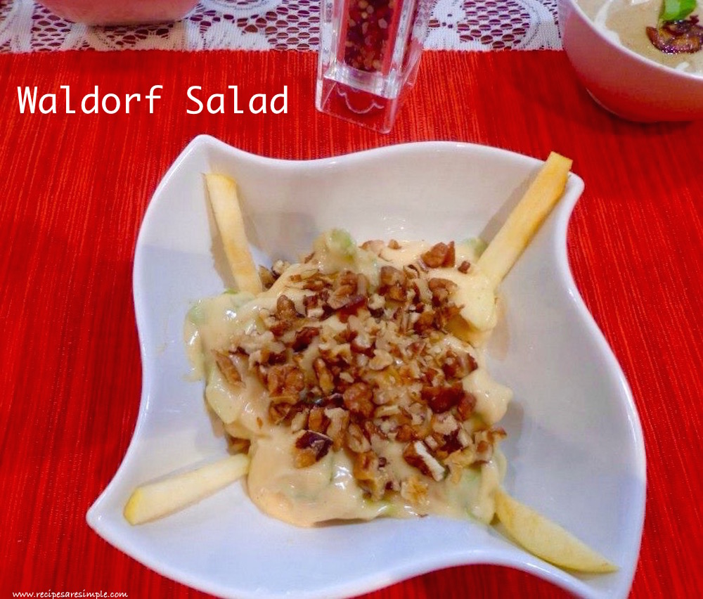 Waldorf Salad Recipe Waldorf Salad Recipe Classic Salads You Must Try