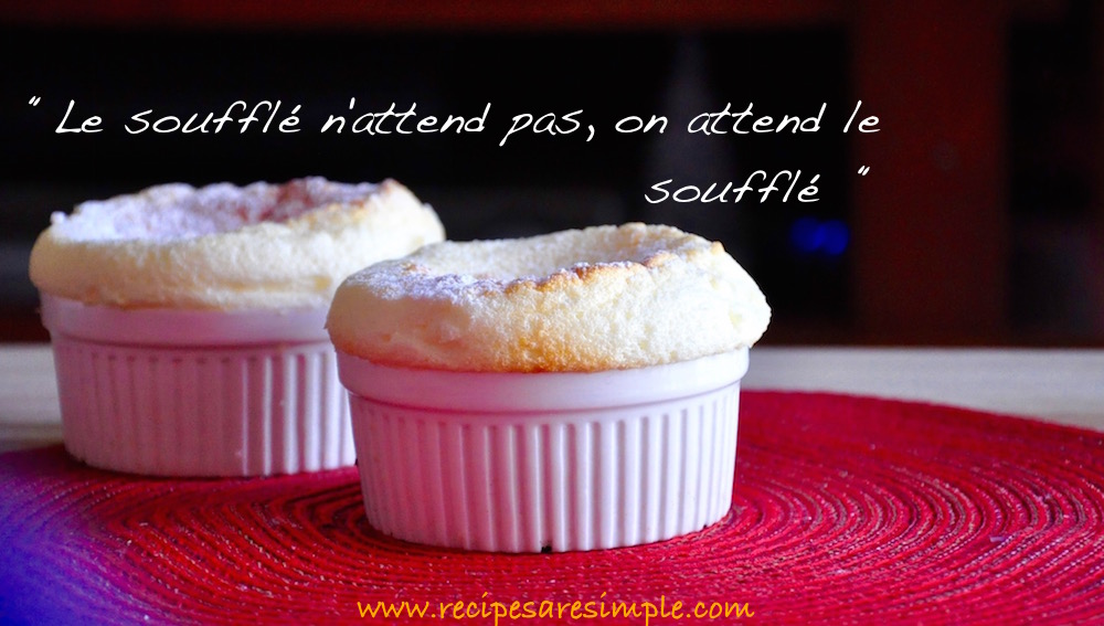 le soufflé nattend pas on attend le soufflé Orange Soufflé | Fluffy Hot French Dessert