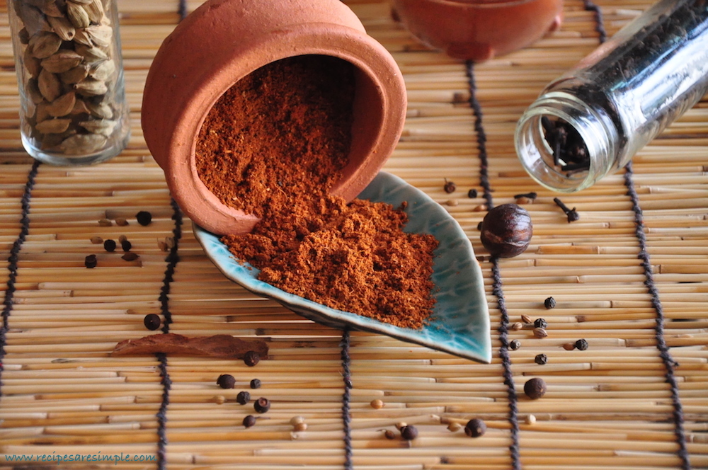 Baharat Spice Mix Baharat Spice Mix | Recipes are Simple