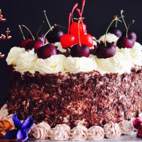 black forest cake 200x200 Cakes