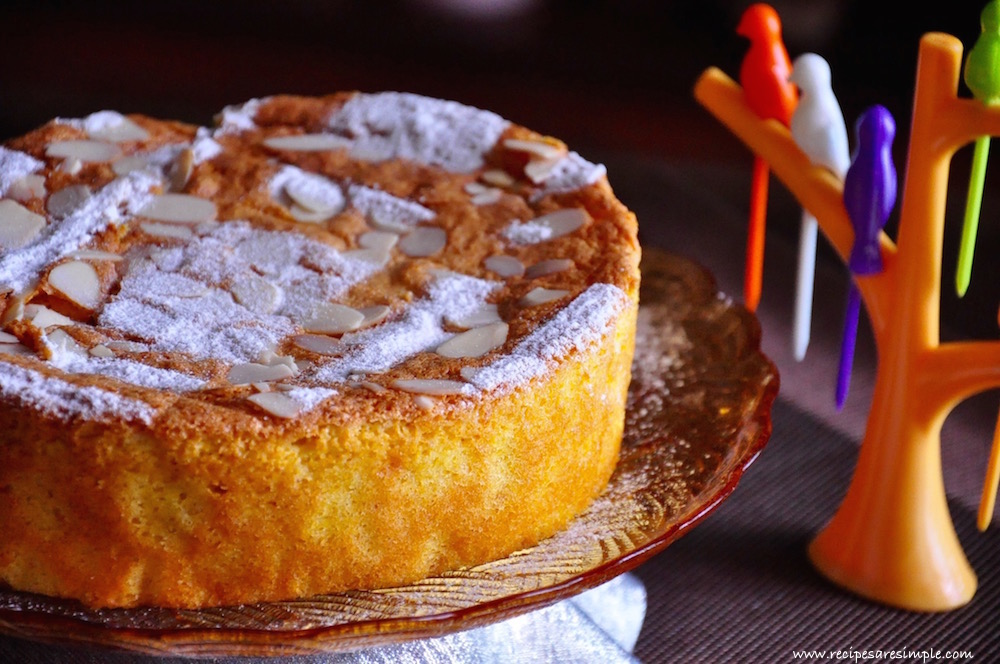 Spanish Orange Cake Gluten Free And Fat Free Recipes R