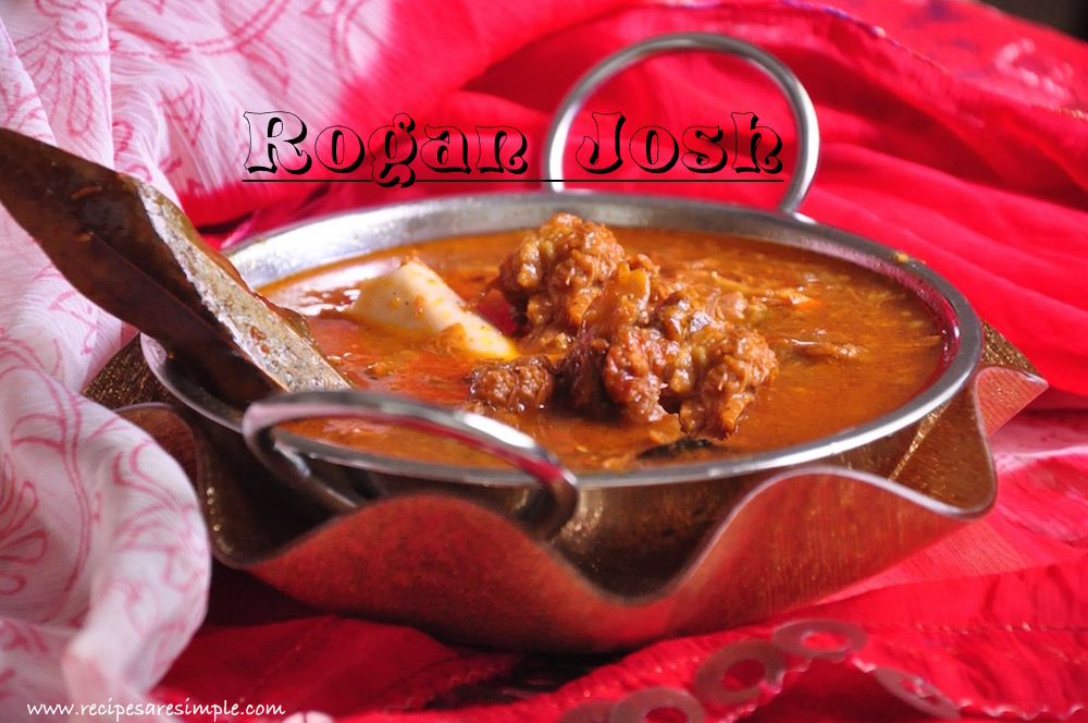 Rogan Josh | Kashmiri Mutton Curry