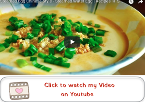 Chinese style steamed egg steamed water egg recipes r simple chinese style steamed egg youtube video chinese style steamed egg steamed water egg forumfinder Choice Image