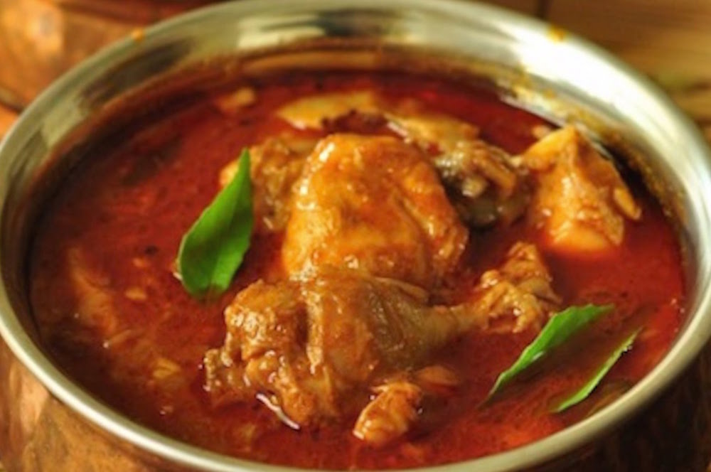 Kerala Nadan Chicken Curry Authentic Recipe For Rustic Kerala Curry