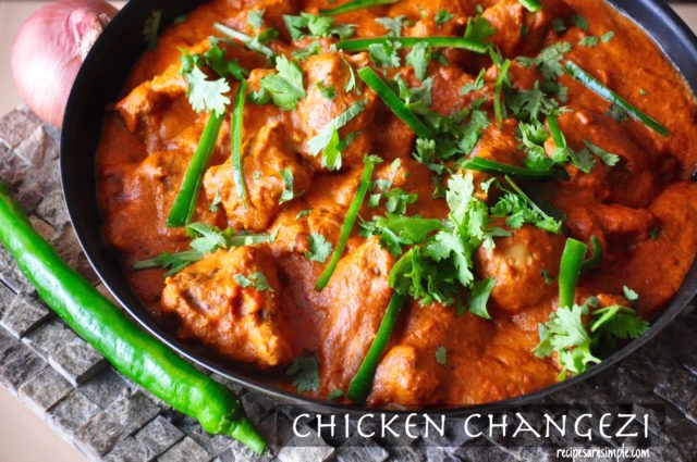 Chicken Changezi | an old delhi recipe
