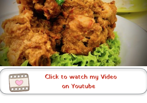 chicken rendang youtube Chicken Rendang | Dry Caramelized Coconut Chicken Curry